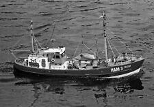 Bauplan Rosi Modellbauplan Schiffsmodell Fischerei