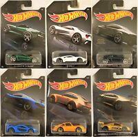 Hot Wheels - 2020 Exotics Series 6pc Set (BBGDG44999H)