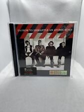 U2 - How To Dismantle An Atomic Bomb  CD  (2004 album)  Special Edition
