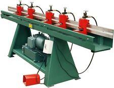 16 Ga X 10 Tin Knocker Hydraulic Duct Notcher Tk 1016