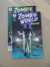 Zombie World : Dead End 1 - 2 . Lot Complet .Stephen Blue . Dark Horse 1998 .VF