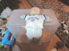 b22d13 vintage1982 cabage patch bald head blue j baseball boy ,shrit,panis,shoes