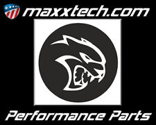 3D Aufkleber Dodge SRT Hellcat Logo Emblem Challenger Charger SRT8 Felgen 50mm