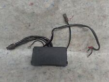 EVINRUDE JUNCTION BOX & COVER #0583009