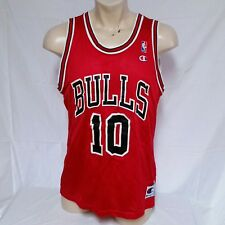 VTG Champion Jersey Chicago Bulls BJ Armstrong NBA Basketball Original Finals 44