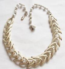 Coro Enamel Vintage Costume Jewellery