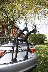 Saris Bones -Bike Trunk Carrier - Black