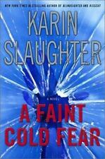 A Faint Cold Fear Slaughter, Karin Hardcover