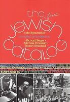 The First Jewish Catalog by Richard Siegel Paperback book