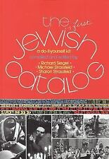 The First Jewish Catalog : A Do-It-Yourself Kit (1965, Paperback) RICHARD SIEGEL