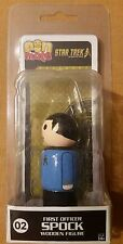 Star Trek : The Original Series - First Officer Spock Pin Mate Wooden Figure