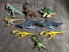 Jurassic Park Mini Dinosaur Hatchling Toy Lot Vintage Kenner