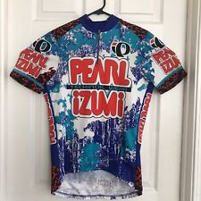 Pearl Izumi Technical Wear Cycling Jersey 3/4 Zip Short Sleeve Mens Size L