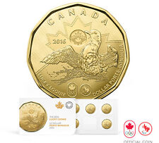 2016 $1 Rio Olympics Lucky Loonie Coin Pack -   SALE 10% OFF