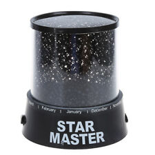 Romantique Star Master Coloré Nuit étoilée Cosmos Projecteur Bed Side Lampe FP