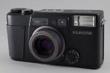 [Exc+++++] FUJIFILM KLASSE Professional Black 35mm film Camera From Japan #00102