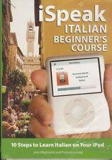 iSpeak Italian Beginner's Course