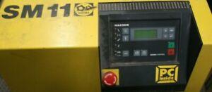 Kaeser SM11 10hp Sigma Rotary Screw Air Compressor