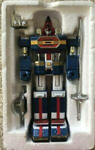Vintage 5 1/2 inch Bandai Dynaman Godaikin 1984 Complete with Box and Bonus