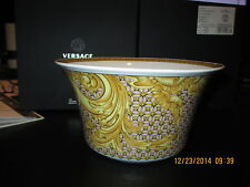 """VERSACE   BY ROSENTHAL,GERMANY  """"LES REVES BYZANTINS"""" VEGETABLE BOWL, OPEN"""