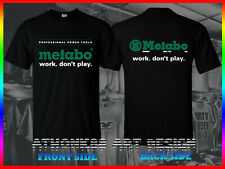 Metabo Power Tools T-Shirt Metabo Professional Power Tools