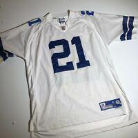 Reebok Dallas Cowboys Stitched Julius Jones #21 Stiched Jersey - XL