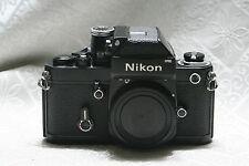 Nikon F2 35mm SLR Film Camera Body Only