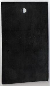 Passatoia/pavimento in GOMMA LISCIA col. NERO 3mm - rotolo intero € 11,73mq