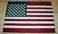 United States American Flag USA Crafters Tapestry Wall Hanging Fabric Piece