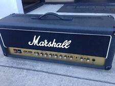 "Marshall JCM 2000 Dual Super Lead 100 watt -"" "" Voo Doo mods"""""""