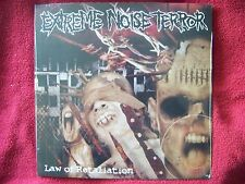EXTREME Noise Terror-Law of retaliation power it up LP OVP NUOVO