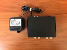 Calrad S-Video/Audio Distribution Amplifier 40-804VHS
