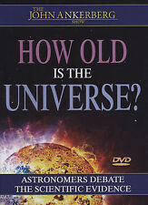 How Old is the Universe? Astronomers Debate John Ankerberg DVD
