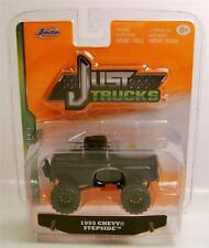 1955 '55 CHEVY CHEVROLET STEPSIDE JUST TRUCKS DIECAST 2014 WAVE 4 JADA RARE