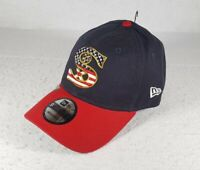 New Era 9Fifty Snapback Adjustable Chicago White Sox USA 4th Of July Hat Cap