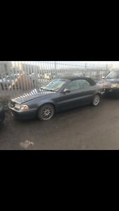 VOLVO C70 LPT CONVERTIBLE wheel bolt x1 ALL PARTS AVAILABLE BREAKING