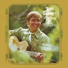 *NEW* CD Album John Denver - Rhymes & Reasons (Mini LP Style Card Case)