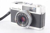 KONICA C35 HEXANON 38mm f2.8 Rangefinder From Japan #126011