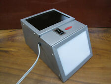 Vtg Star X Ray Dual Viewer 102gbx 6x 4 View Areas Bench Or Wall Mount Works