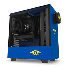NZXT H500 Vault Boy ATX Mid Tower - Tempered Glass Desktop Computer Case Grade B