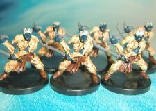 Dungeons & Dragons Miniatures Lot  Scorpion Clan Drow Fighter !!  s123