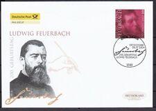 BRD 2004 Deutsche Post FDC MiNr. 2411   200. Geburtstag von Ludwig Feuerbach