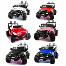 Explorer 12V Kids Ride-on Car Truck With RC Parental Remote, MP3, LED Light Bars