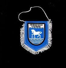 IPSWICH TOWN F.C. Official Mini Car Pennant