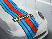 ★New★ OEM Porsche 911 (991) MARTINI RACING Indoor Car Cover Aerokit 99104400031