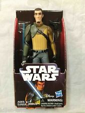 "Star Wars Rebels 6"" Kanan Jarrus Figure Disney Hasbro 2015"