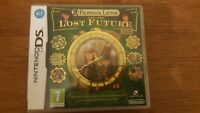 Professor Layton and the Lost Future (Nintendo DS, 2010) All complete
