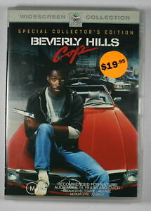 Beverly Hills Cop DVD Special Collectors Edition FREE POST
