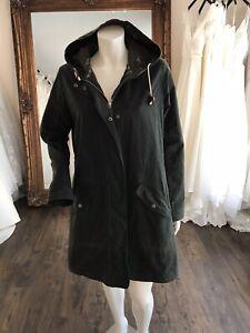 Barbour Ladies Rain Coat Sz 14 UK