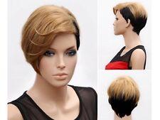 Female Wig Mannequin Head Hair Short Wig #WG-RIHANNA1-2S124